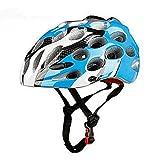 MEEX Ky - 014 Casco de Bicicleta de Equitación, T Take The Llead Alrededor del regulador, L