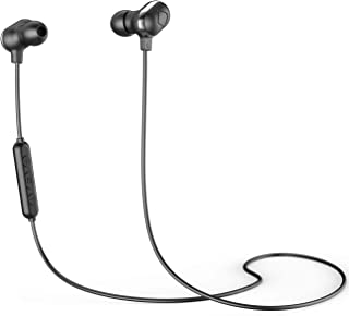 Brisario Bluetooth Earbuds Wireless Headphones with Noise Cancelling and aptX HD-Enabled - Black