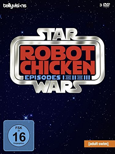 Robot Chicken: Star Wars - Episodes I and II and III [3 DVDs]