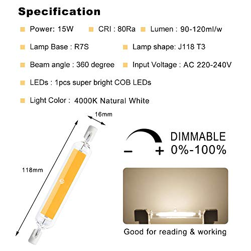 Oranlife Bombillas LED