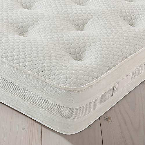 Silentnight 1200 Eco Comfort Mattress | Which Best Buy 2020 | Medium Firm | Double