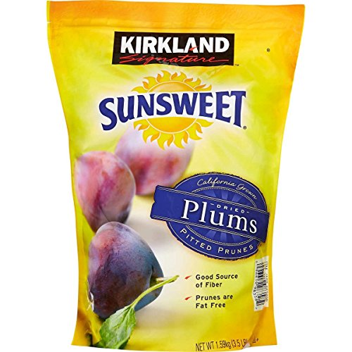 Signature's Dried Plums Pitted Prunes, 3.5 Lb (2 Bags)