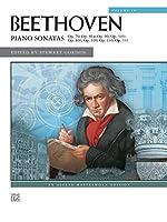 Piano Sonatas: Op. 79; Op. 81a; Op. 90; Op. 101; Op. 106; Op. 109; Op. 110; Op. 111 (Alfred Masterwork Edition)