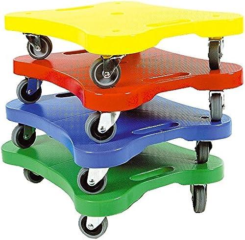 Lernen und Spielen 26 40cm   Farbe Sortiert Rollerboard Set (4-teilig)