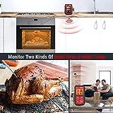 Zoom IMG-2 thermopro tp08c termometro da cucina