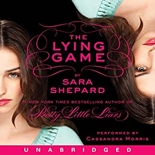 Couverture de The Lying Game