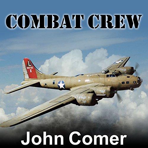Combat Crew audiobook cover art