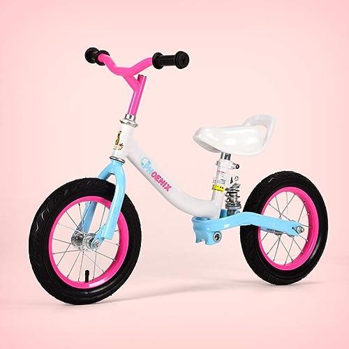 te hará satisfecho CHAOYUE Coche de Equilibrio for Niños sin sin sin Pedales de 1 a 4 años Deslizante Andador deslizable for bebés, Niños y yoyo, Bicicleta (Color   A)  selección larga