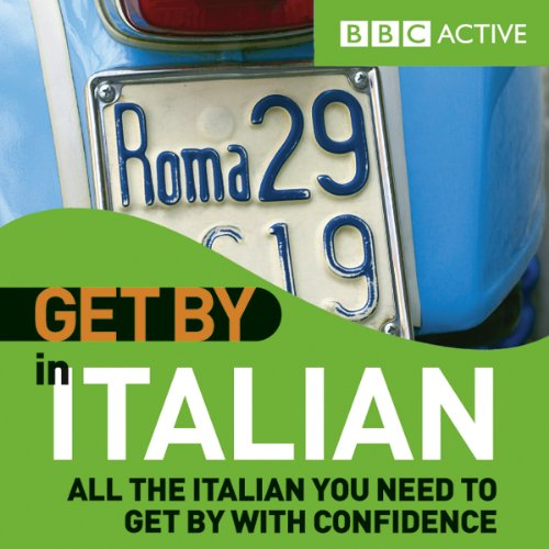 Get By in Italian audiobook cover art