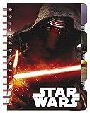 Star Wars- Libreta a5 marcadores, 0 (Astro AST2672)