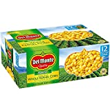 Del Monte Whole Kernel Corn Made With Fresh Cut With Natural Sea Salt 12/15.25 Oz Net Wt 183 Oz,, ()