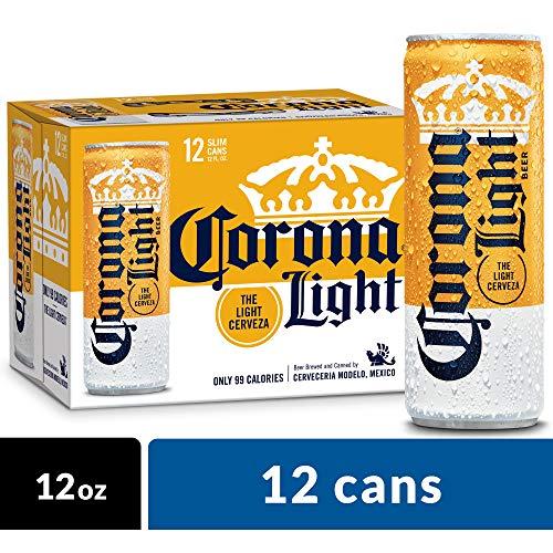 Corona Light, 12 pk, 12 oz cans, 4.1% ABV