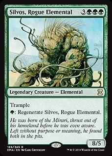 Magic: the Gathering - Silvos, Rogue Elemental (186/249) - Eternal Masters