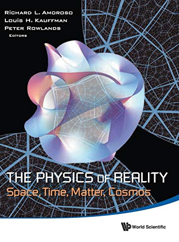 The Physics of Reality: Space, Time, Matter, Cosmos - Proceedings of the 8th Symposium Honoring Mathematical Physicist Jean-Pierre Vigier; Covent Garden, London, UK, 15-18 August 2012