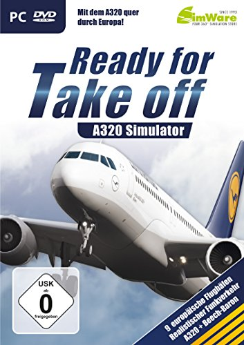 A320 Simulator - Ready for Take off