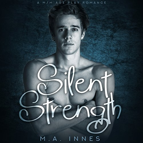 Silent Strength audiobook cover art