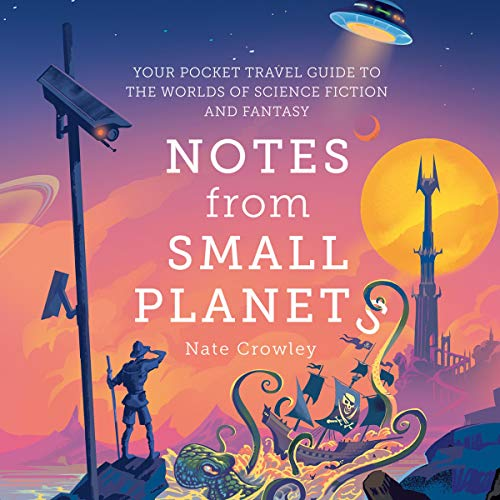 Couverture de Notes from Small Planets