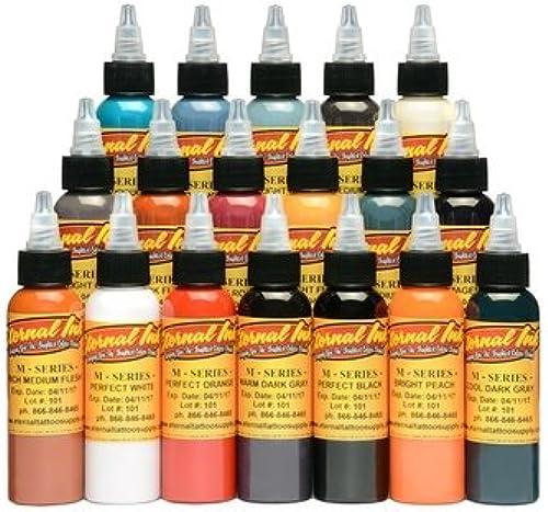 Eternal Farbe Set - M Series 12pcs 30ml