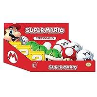 Super Mario Stress Ball (12-Piece) (輸入版)