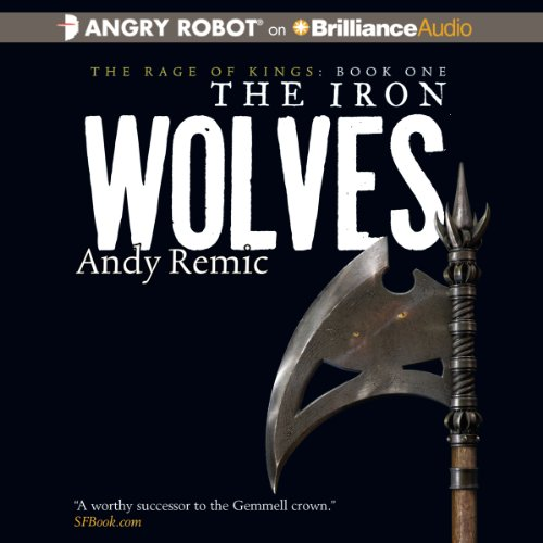 The Iron Wolves cover art