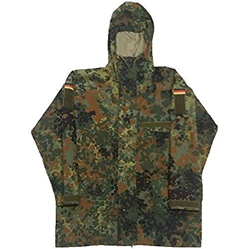 Armeeverkauf Original BW Bundeswehr Nässeschutz Jacke Größe: III