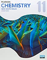 Pearson Chemistry 11 New South Wales Student Book Front Cover