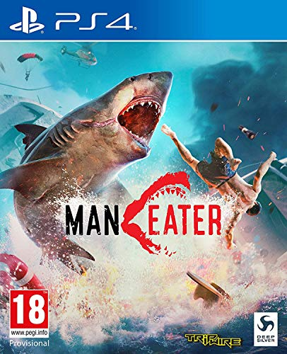 Maneater (PS4) UK IMPORT REGION FREE