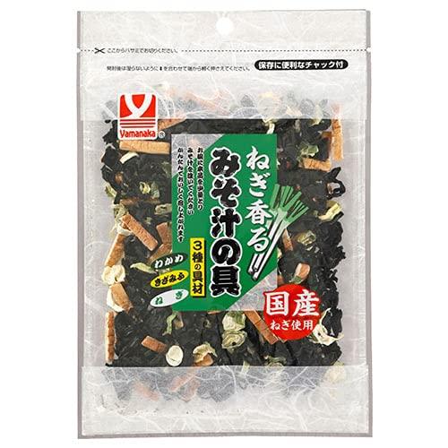ヤマナカフーズ ねぎ香るみそ汁の具 30g×10袋入