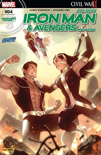 All-New Iron Man & Avengers HS n°4