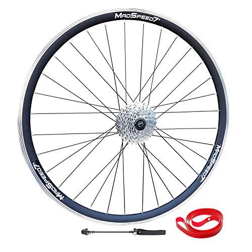 Madspeed7 QR 27.5' 650b (ETRTO 584x19) Mountain Bike REAR Wheel 10 speed Cassette Freehub