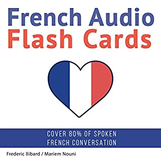 French Audio Flash Cards cover art