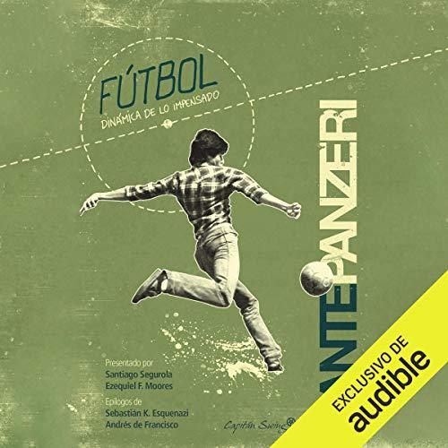 Fútbol audiobook cover art
