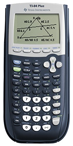 Texas Instruments -   TI-84 Plus