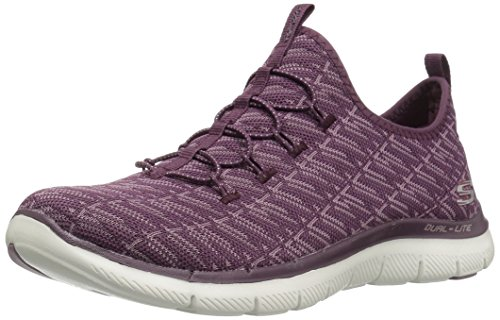 Skechers Flex Appeal 2.0 Insights Womens Sneakers Sage 9