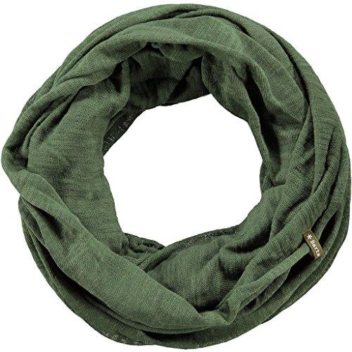 Barts Col Caiman écharpe Mixte Taille Unique Vert