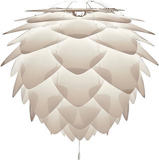 ヴィータ 北欧デンマーク ペンダントライト シルビア 3灯タイプ コード:ホワイト 電球別売 02007-WH-3 エルックス