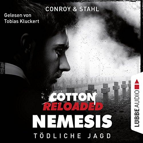 Tödliche Jagd (Cotton Reloaded: Nemesis 6) Titelbild