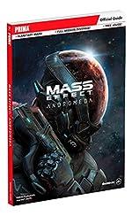 Mass Effect - Andromeda: Prima Official Guide de Tim Bogenn