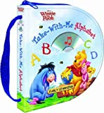 Disney Winnie the Pooh Take-With-Me Alphabet (Zip & Carry book with audio CD) (Disney Early Learning) by Laura Gates Galvin (2011-06-13)
