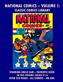 National Comics Collection Volume 1:  Giant 390 Pages!: Email Request Our Giant Comic Catalog Or Visit www.facebook.com/cl...