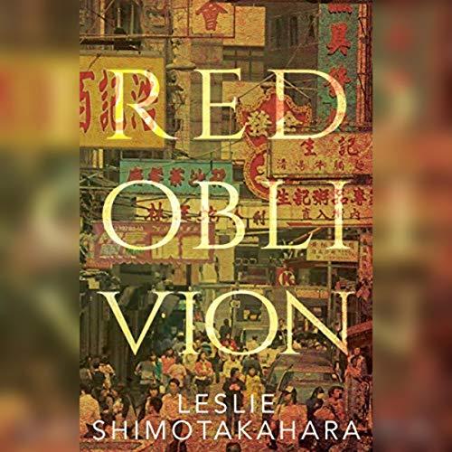 Couverture de Red Oblivion