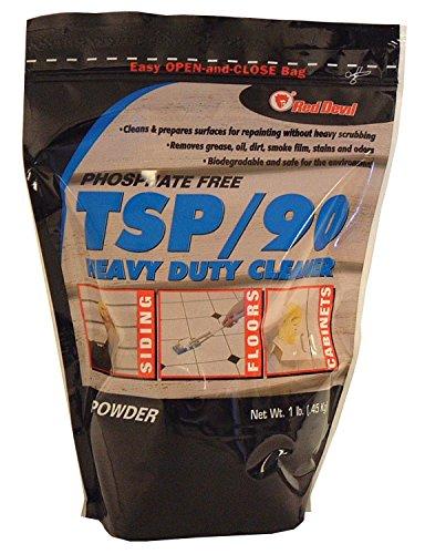 Red Devil 0261 TSP/90® Heavy Duty Cleaner