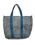 THE JACKSONS Connie Women's Beach Bag Blue