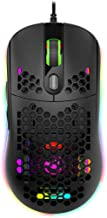foshan Cgration 6 Gear DPI Regolabile Cablato Foro Programmabile Mouse RGB LED Respirazione Luce Gaming Mouse Computer Lap...