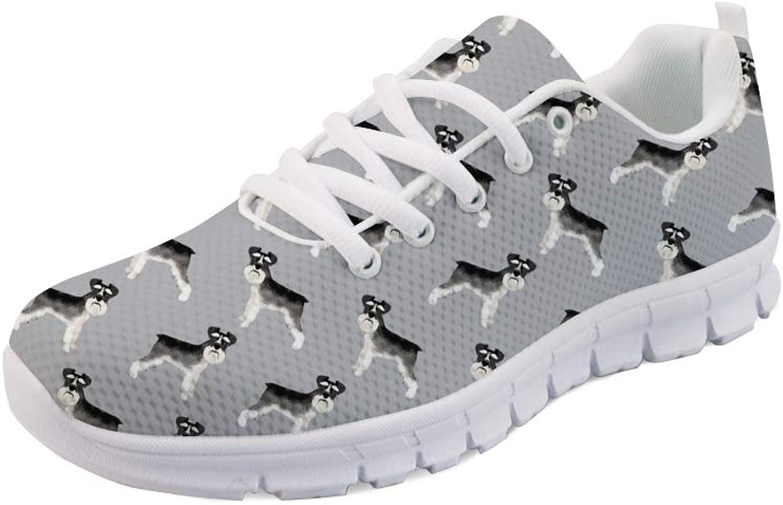 INSTANTARTS Women's Jogging Running Sneaker Puppy Lightweight Walking Sports shoes