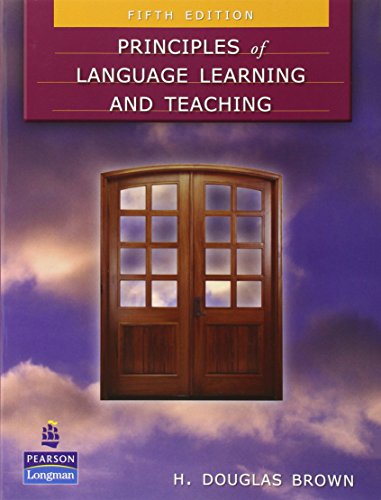 The Principles of Language Learning and Teaching (5E)の詳細を見る