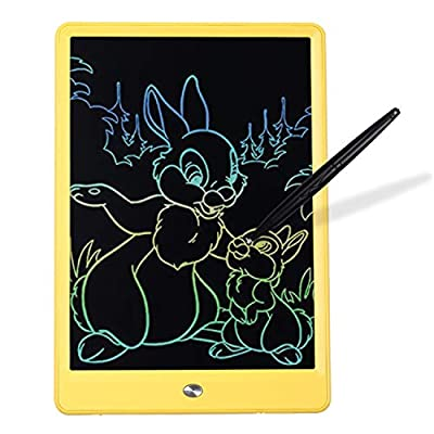 Writing Tablet 10 inch LCD Colorful Screen Draw...