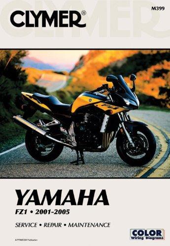 Yamaha FZ-1 2001-2005 (Clymer Motorcycle Repair)
