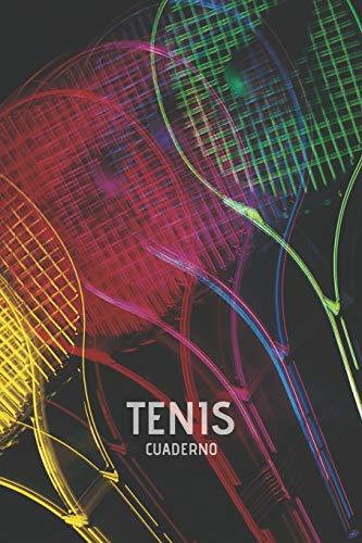 Tenis Cuaderno: Cuaderno Lineado Tenis Jugadores Padel Deporte Padelista