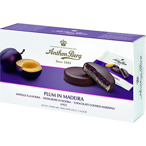Anthon Berg Frucht in Marzipan